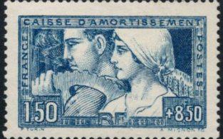 timbre variété