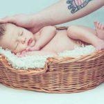 Vêtement d'occasion de marque recyclés pour bébé